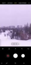 Camera UI - Samsung Galaxy A9 (2018) review