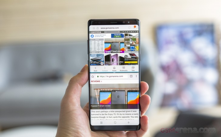 Samsung Galaxy Note8 long-term review: Design, build quality
