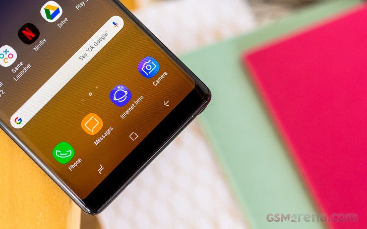 Samsung Galaxy Note9 hands-on review: Software and