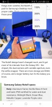 Magnify - Samsung Galaxy Note9 review