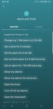 Bixby Voice: Quick commands - Samsung Galaxy Note9 review