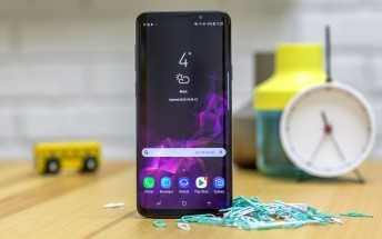Samsung Galaxy S9 and S9+ get Night Mode in new update