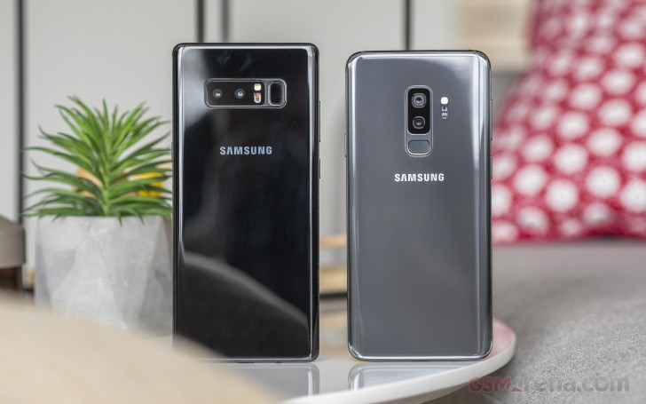 Samsung Galaxy S9+ review: Design, 360-degree spin