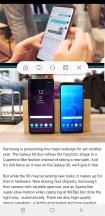 Split-screen multi-window - Samsung Galaxy S9+ review
