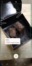 Bixby Vision: Food - Samsung Galaxy S9+ review