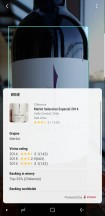 Bixby Vision: Wine - Samsung Galaxy S9+ review