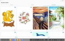 PENUP can teach you to draw - Samsung Galaxy Tab S4 10.5 hands-on review