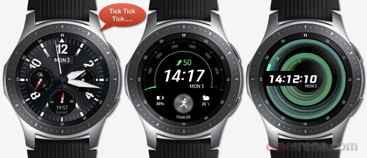 Samsung Galaxy Watch review: Tizen 4 0, Health & Fitness