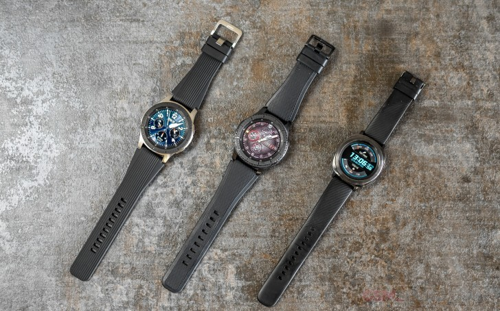 Samsung Galaxy Watch Review Unboxing Design Controls And Navigation