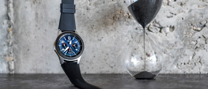 Samsung Galaxy Watch review: Hardware and battery life