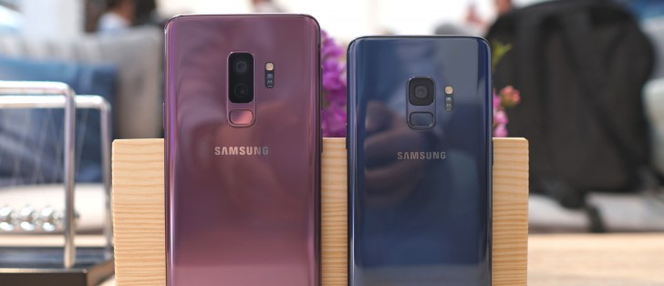 Samsung S9 Gsmarena