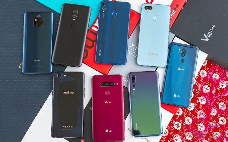 Smartphone Buyer's Guide December 2018 edition