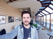 Selfie samples - ultra wide - f/2.4, ISO 125, 1/50s - Sony Xperia L2 review