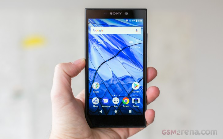 Sony Xperia L2 review: Lab tests - display and audio quality