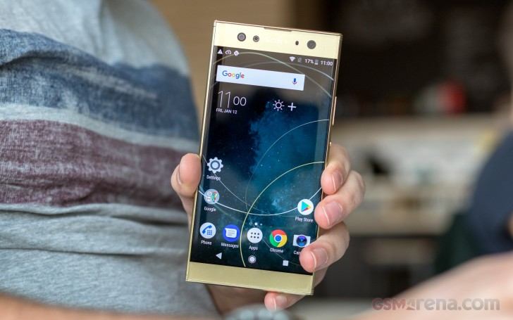 Sony Xperia XA2 Ultra review: Software and performance