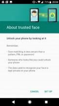 Smart Unlock - Sony Xperia XA2 review