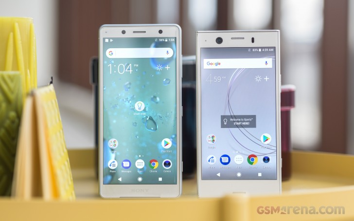 Sony Xperia XZ2 Compact review: Design and spin