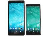 XZ2 vs XZ2 Compact - Sony Xperia XZ2 Compact review