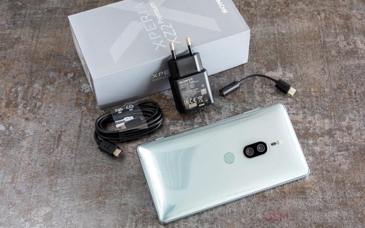 Sony Xperia XZ2 Premium review