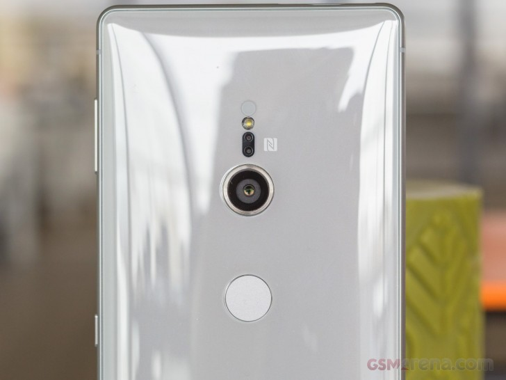 Sony Xperia XZ2 review: Camera