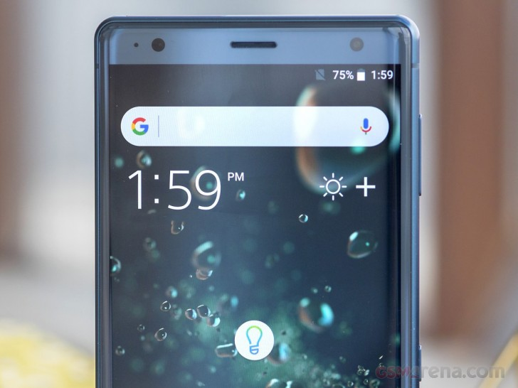 Sony Xperia XZ2 review: Lab tests - display, battery, loudspeaker