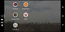 Camera modes - Sony Xperia XZ2 review