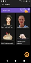 3D Creator app, now with selfie support 3D Creator app, now with selfie support - Sony Xperia XZ2 Compact review - Sony Xperia XZ2 Compact review