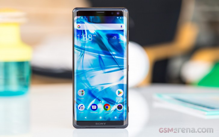 Sony Xperia XZ3 hands-on review