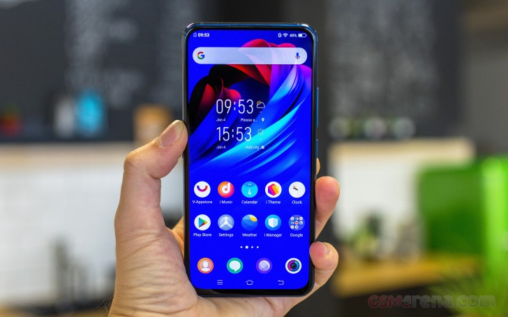 vivo NEX Dual Display review: Software and dual display features