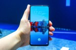 The vivo NEX S has a large screen, but isn't too big to handle - vivo NEX S and NEX A hands-on review