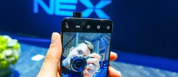 vivo NEX S and NEX A hands-on review