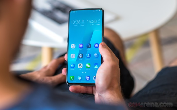 vivo NEX S review