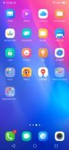Default apps - vivo NEX S review