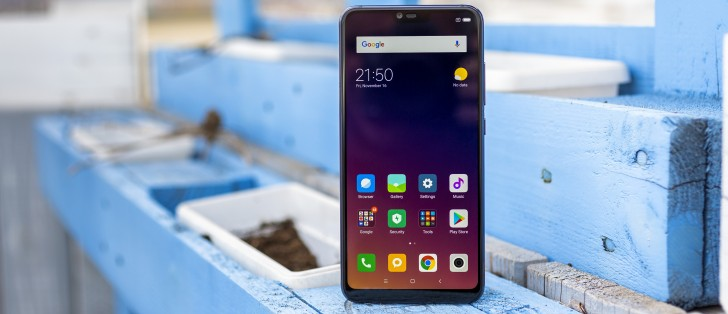 Xiaomi Mi 8 Lite review: User interface and performance