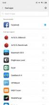 Dual apps - Xiaomi Mi 8 Lite review