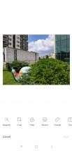 Image editor - Xiaomi Mi 8 SE review