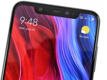 Infrared camera on the right - Xiaomi Mi 8 review