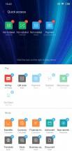 Add new shortcut to App vault - Xiaomi Mi 8 review