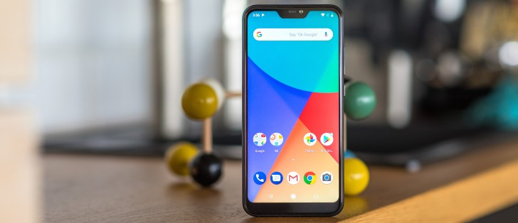 Xiaomi Mi A2 Lite review: Lab tests - display, battery life