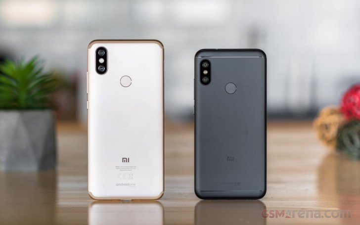 Xiaomi Mi A2 Lite review: Design and spin