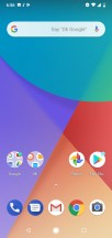 Homescreen - Xiaomi Mi A2 Lite review