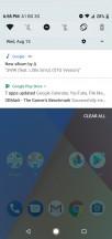 Notifications - Xiaomi Mi A2 Lite review