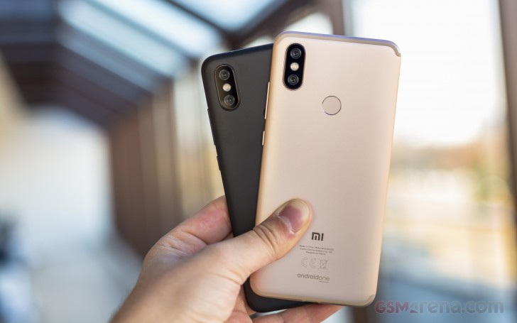 Xiaomi Mi A2 long-term review: Design, display, camera