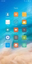 Folder UI - Xiaomi Mi Max 3 review