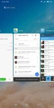 Recent apps - Xiaomi Mi Max 3 review