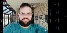 Camera Beauty mode - Xiaomi Mi Max 3 review