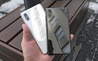 Xiaomi Mi Mix 2S starts receiving Android Pie