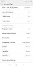 Camera settings: Stills 2 - Xiaomi Mi Mix 2s review