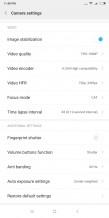 Camera settings: Video 2 - Xiaomi Mi Mix 2s review