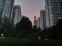 Mi Mix 3 photos: Night mode - f/1.8, ISO 2081, 1/17s - Xiaomi Mi Mix 3 hands-on review